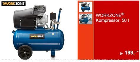 Lackieren Mit 50l Kompressor by Workzone Kompressor Als Aldi S 252 D Angebot Ab 27 2 2017