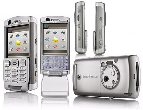 Hp Sony P990i sony ericsson p990i 1