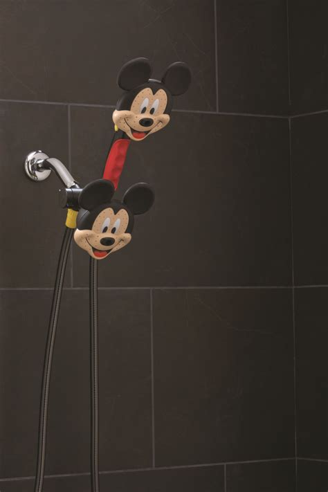 mickey mouse bathroom fixtures 31 best images about disney shower heads on