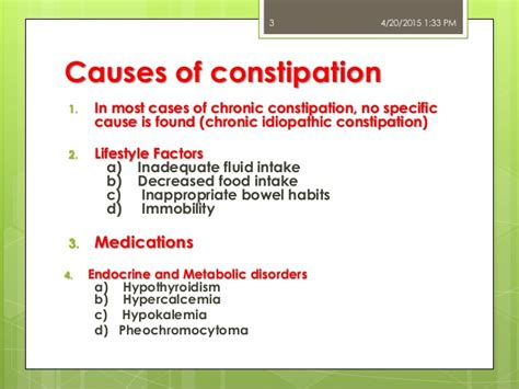 Causes Of Stool And Constipation by Constipation Causes Driverlayer Search Engine