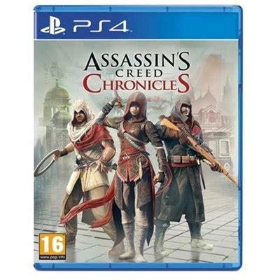 assassin s creed chronicles ps4 זאפ