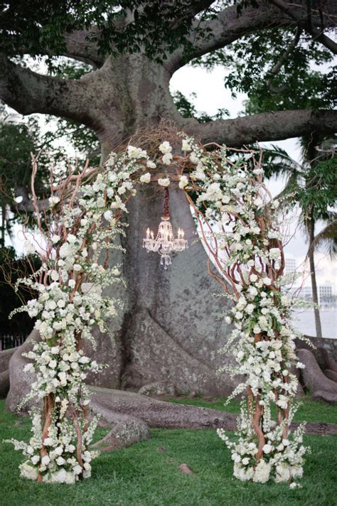 wedding archway 25 stuning wedding arches with lots of flowers deer pearl flowers