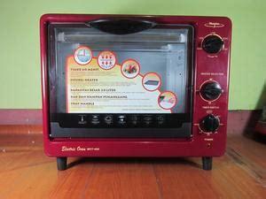 Oven Toaster Merk Maspion harga alat pemanggang oven toaster maspion mot 600