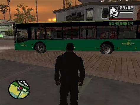 gta place israeli bus  san andreas part