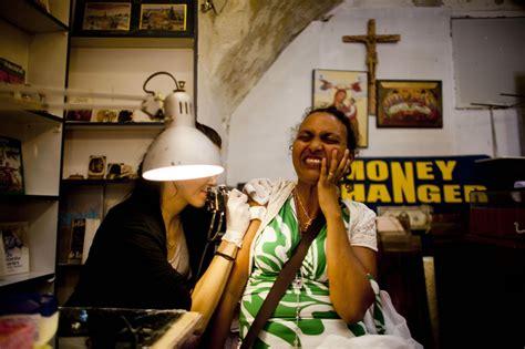 christian tattoo prohibition at a jerusalem parlor centuries of pilgrim tattoos the