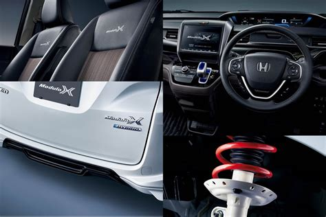 Kaos Otomotif Mobil Honda Modulo honda perkenalkan freed modulo x oto