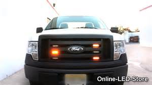 Emergency Lighting For Cars Lhus 174 Solarblast 4w Led Emergency Vehicle Strobe