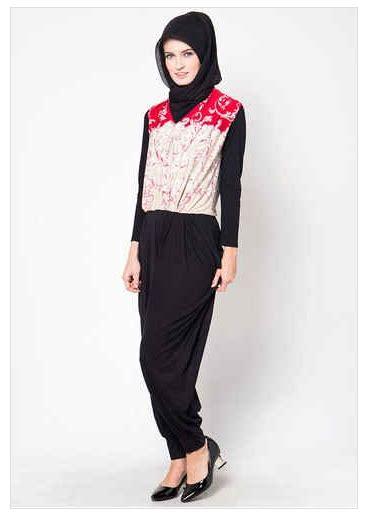 Baju Wanita Molly Jumpsuit 1 contoh foto baju muslim modern terbaru 2016 koleksi baju