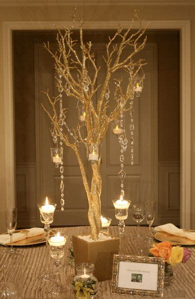 wedding centerpiece rental from a rented event dining
