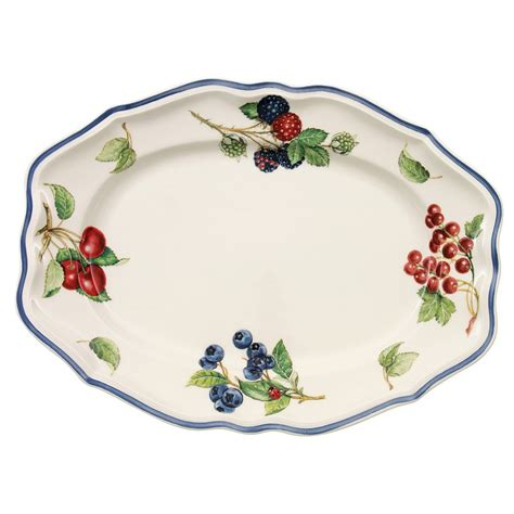 villeroy and boch cottage inn villeroy boch quot cottage quot platter small bloomingdale s