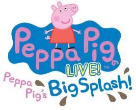 peppa pig s big splash coming to ames des moines parent