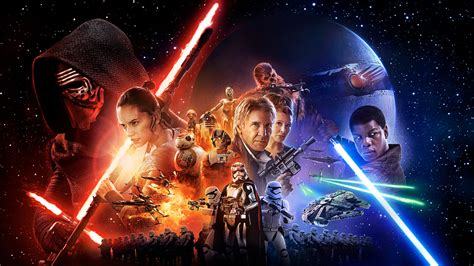 star wars the force star wars the force awakens wide poster jpg