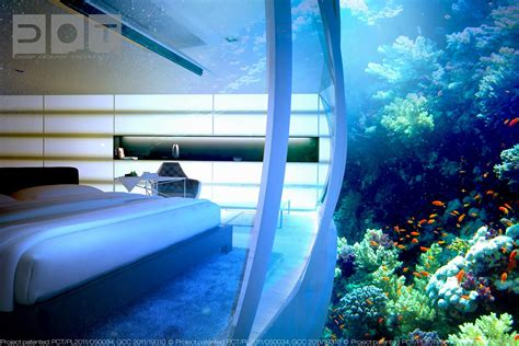 12 photos of the underwater hotel in dubai that prove we