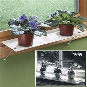Window Sill Plant Holder Window Sill Extender Gardening Landscaping