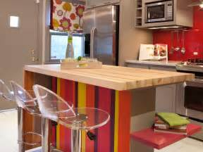 Bar Island For Kitchen by Stationary Kitchen Islands Hgtv