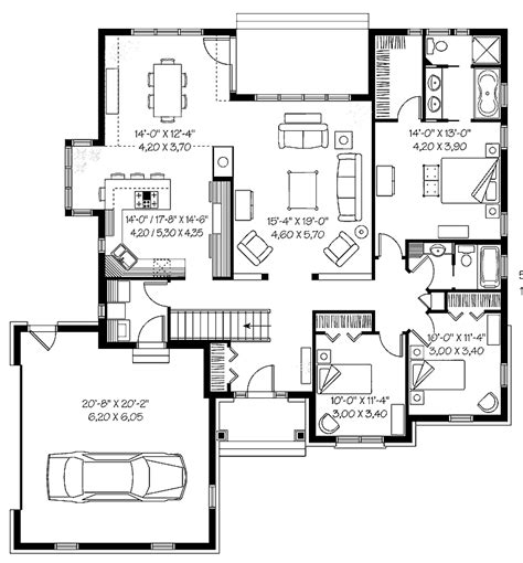 Home Plans For Empty Nesters | empty nester house plans smalltowndjs com