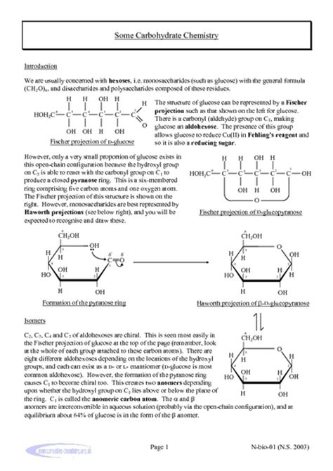 carbohydrates for grade 8 10th grade chemistry worksheets lesupercoin printables