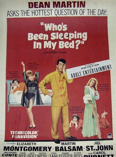 who s been sleeping in my bed whos been sleeping in my bed film poster elizabeth