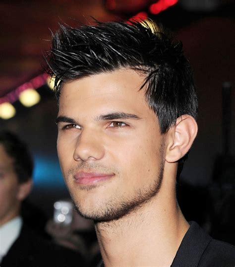 taylor lautner short hairstyle 2014 celebrity hairstyles