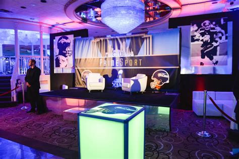 design event in nyc super bowl xlviii comes to nj ny club primesport s vip