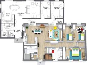 room design floor plan draw a floor plan from a blueprint roomsketcher