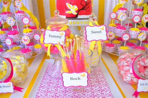 Pink And Yellow Birthday Decorations by Pin By Devin Valdes On Pink Lemonade
