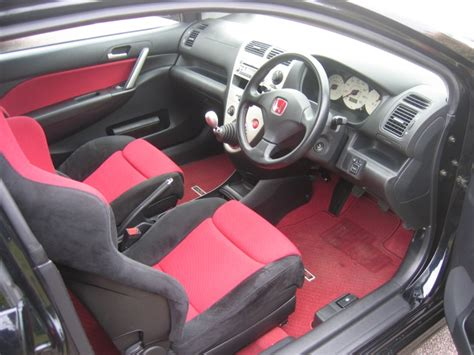 Honda Civic Ep3 Interior by Used 2005 Honda Civic Type R Premier A C Nighthawk Black