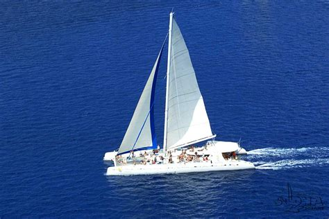 catamaran tour big island big sailing catamaran for private charters in bayahibe