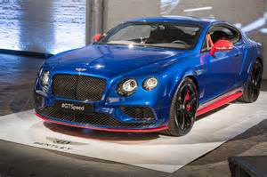 Bentley Gt 2017 Bentley Continental Gt Speed Starts At 240 300