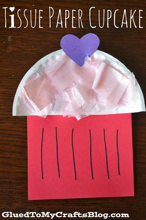 Paper Cupcake Craft - best 25 paper cupcake ideas on