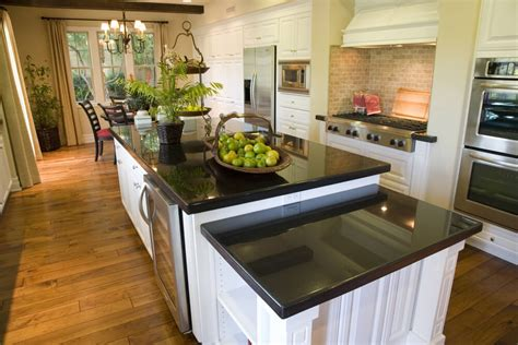 Into The Kitchen by Eclectic Mix Of 42 Custom Kitchen Designs