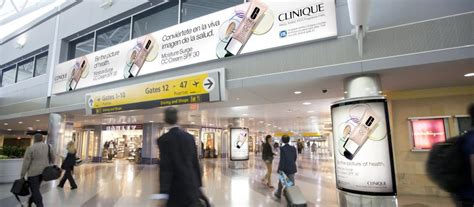 Jfk Airport Information Desk Phone Number by Advertising At F Kennedy International Airport