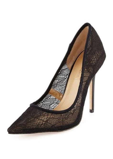 bcbg shoes bcbg max azria bcbgmaxazria opia lace pointed toe