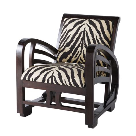 zebra living room armchair charleston charleston