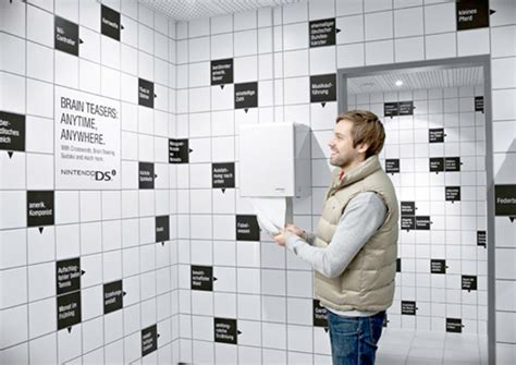 bathroom advertising bathroom guerrilla marketing in a gorilla costume