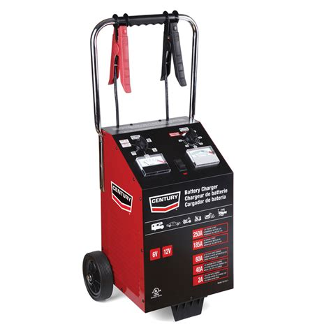lowes battery charger shop century 250 battery charger at lowes