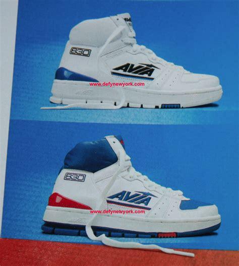 avia basketball shoes avia 830 retro basketball shoe white blue white blue