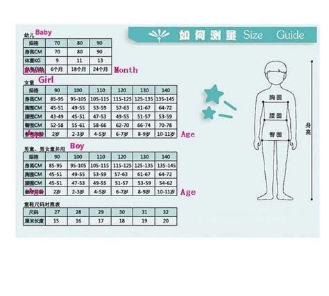 clothes sizes clothes zone