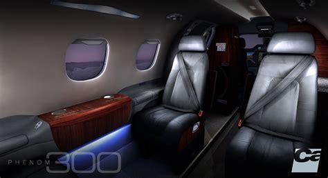 Phenom 300 Cabin by Carenado Phenom 300 Simmingly