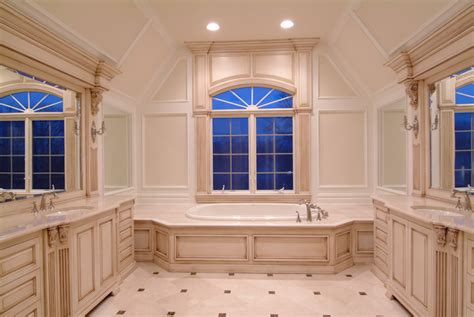 custom bathroom designs luxury dream home bathrooms on pinterest luxury