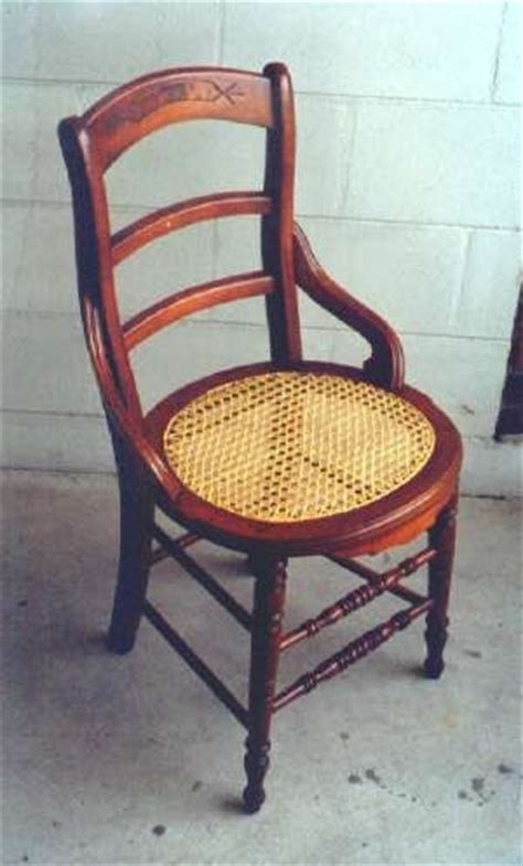 bamboo, rattan, wicker or rush? how to determine seat