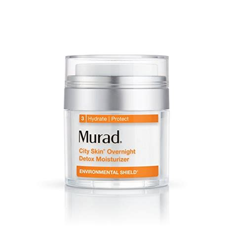 Murad City Skin Overnight Detox Moisturizer Reviews by Murad Beautypedia Reviews
