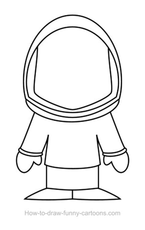 astronaut template astronaut suit drawing pics about space