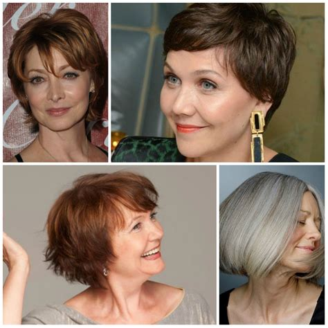 hairstyles for 50 2017 2017 haircuts for 50 haircuts and