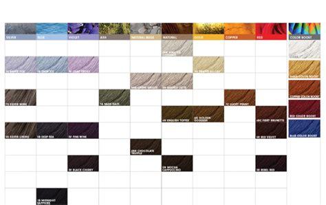 pravana color chart pravana launches new chromasilk colorlush launchpad