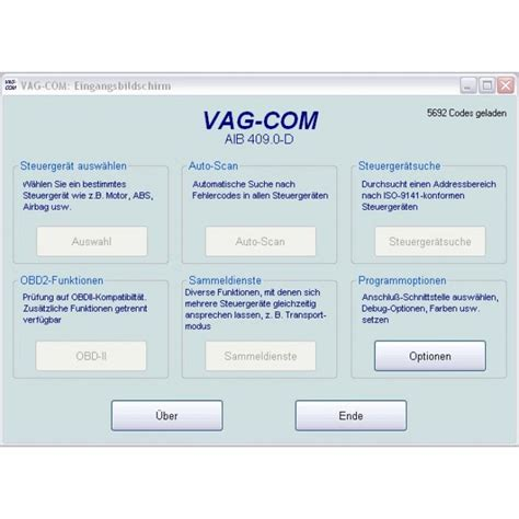Vag-com freeware download