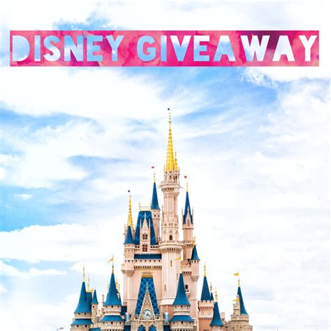 500 Gift Card Giveaway - 500 disney gift card giveaway my dairyfree glutenfree life