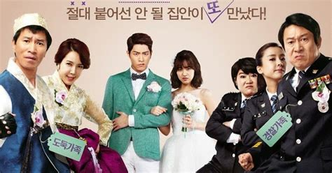 film korea genre komedi romantis 2015 sinopsis film korea meet the in laws 2 2015 kumpulan