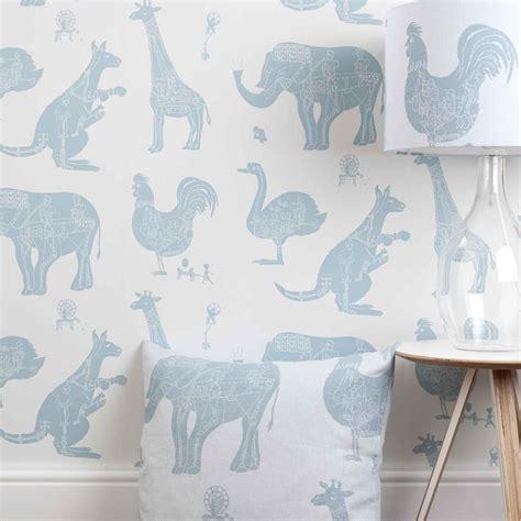 animal bedroom wallpaper designer kids wallpaper how it works in white bedroom