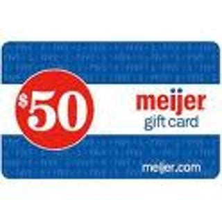 Gift Cards At Meijer - free 50 meijer gift card fast free shipping gift cards listia com